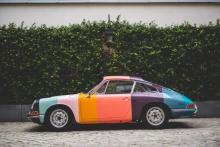 Έργο τέχνης η Porsche 911 σχεδιασμένη από τον Paul Smith (εικόνες)