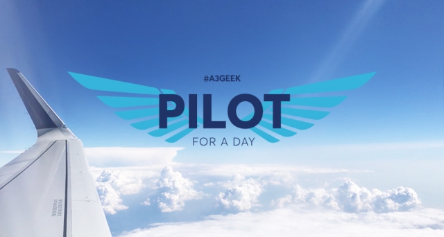 Pilot For A Day!