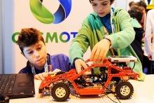 Μαθητές έδειξαν το μέλλον στον τελικό Πανελλήνιου Διαγωνισμού Εκπαιδευτικής Ρομποτικής