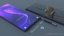 Το νέο Galaxy Note 9, κάνει τζιζζζ