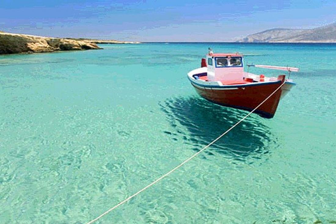 Αποτέλεσμα εικόνας για Οι 486 παραλίες της Ελλάδας που πήραν Γαλάζια Σημαία
