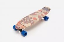 Ένα πολύ cool skateboard από την Hermès