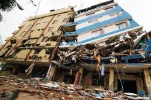 Ένας στους τρεις ανθρώπους κινδυνεύει από σεισμό