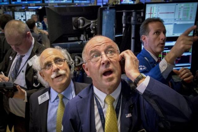Παγκόσμιο κραχ στις αγορές; - Η σκυτάλη του selloff στη Wall Street...