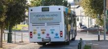 Λεωφορεία που «κάνουν τη διαφορά»