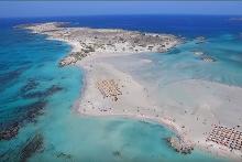 Οι παραλίες της Κρήτης από την κάμερα ενός drone