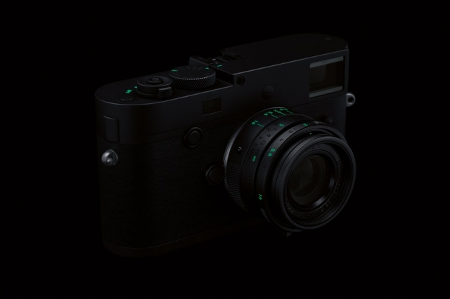 Stealth Edition M Leica, δεν υπάρχει!