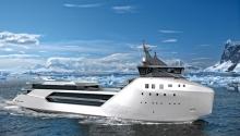 Ένα υπερπολυτελές super yacht για άνετες εξερευνήσεις