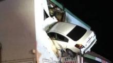 Ένα... ουρανοκατέβατο αυτοκίνητο (βίντεο)