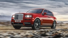 Rolls-Royce Cullinan: υπέρ-πολυτέλεια σε τέσσερεις τροχούς