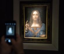 Το πιο ακριβό έργο τέχνης που πουλήθηκε ποτέ σε δημοπρασία