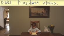 Το γράμμα που καθήλωσε ακόμα και τον Μπαράκ Ομπάμα(vid)