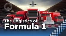 Μια ματιά στην «τρέλα» των logistics της Formula 1 (βίντεο)