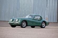 Μια Jaguar XK120s χωρίς ηλικια