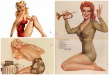 Το Esquire, τα σέξι Pin up κορίτσια και οι πολύκροτες δίκες