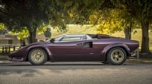 Πίσω από την πιο cool Lamborghini Countach με τον Valentino Balboni