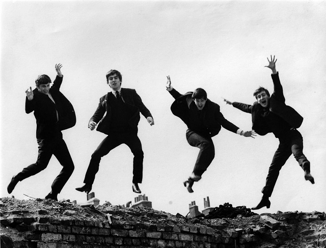 1100 the beatles