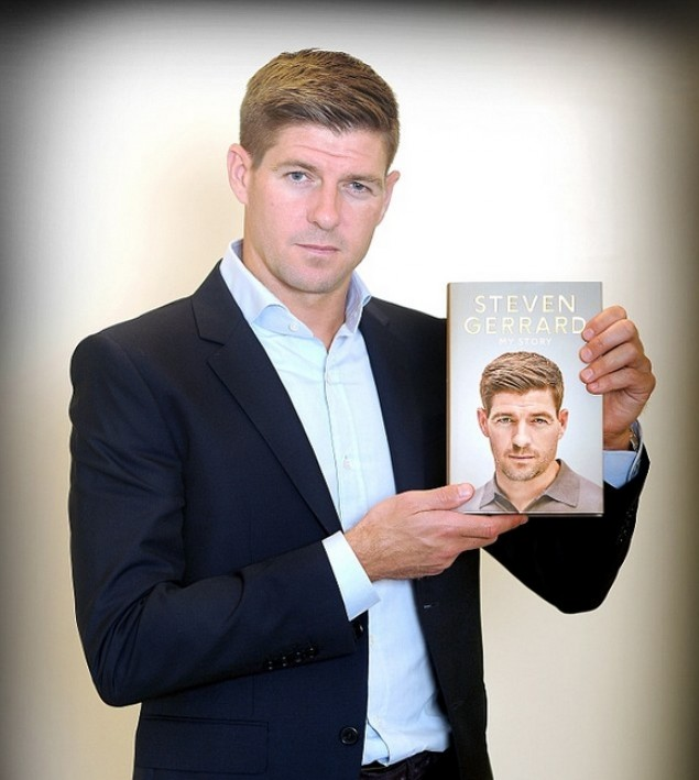 gerrard biography