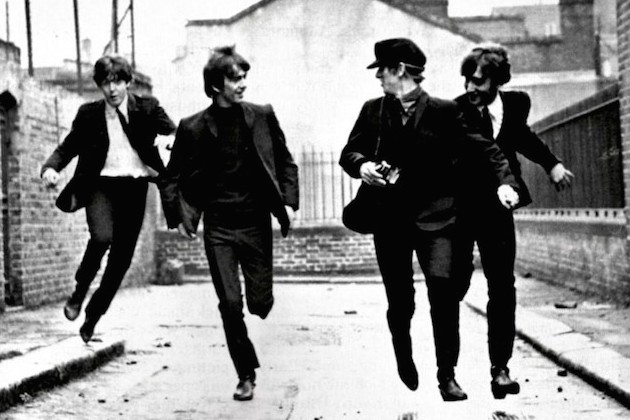 hard days night beatles