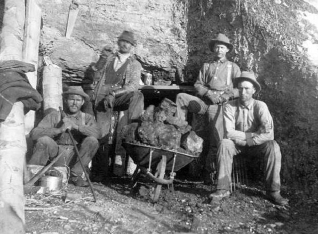 Denim miners