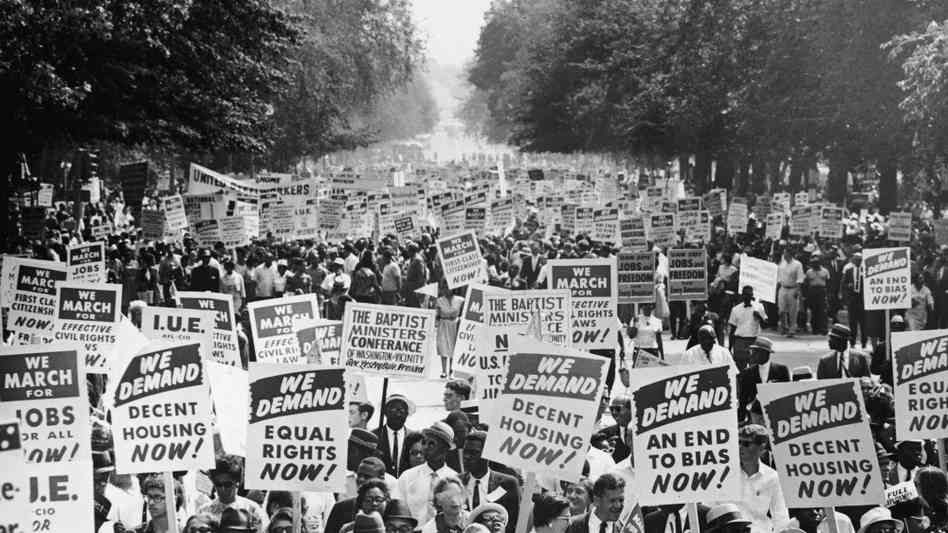 march on washington 2