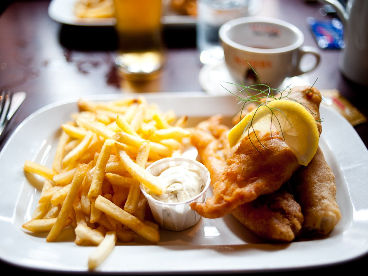 chow-down-on-a-hearty-meal-of-fish-and-chips-in-london-and-douse-it-with-malt-vinegar--as-the-locals-do