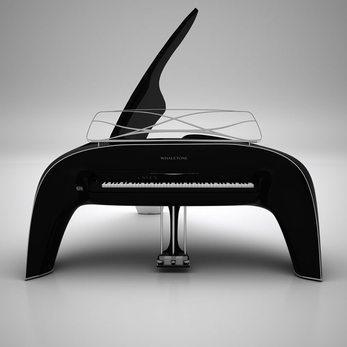 Whaletone by Robert Majkut Design Milan 2011 yatzer 5