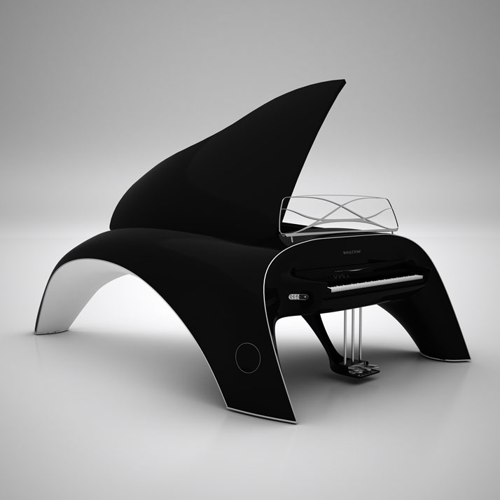 Whaletone by Robert Majkut Design Milan 2011 yatzer 6
