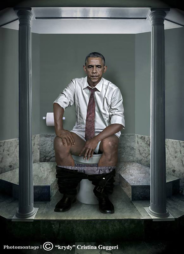 world leaders pooping the daily duty cristina guggeri 5