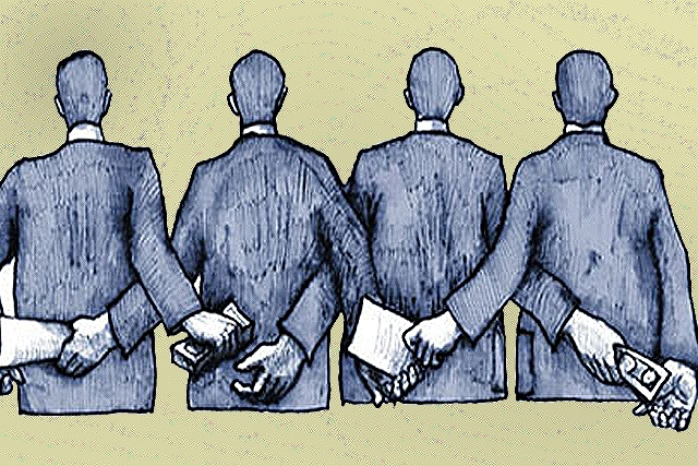 Βουλευτές και Δικαστές στο επίκεντρο της διαφθοράς στην Ελλάδα!