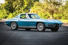 Όλο το πακέτο: Corvette Sting Ray του 1963