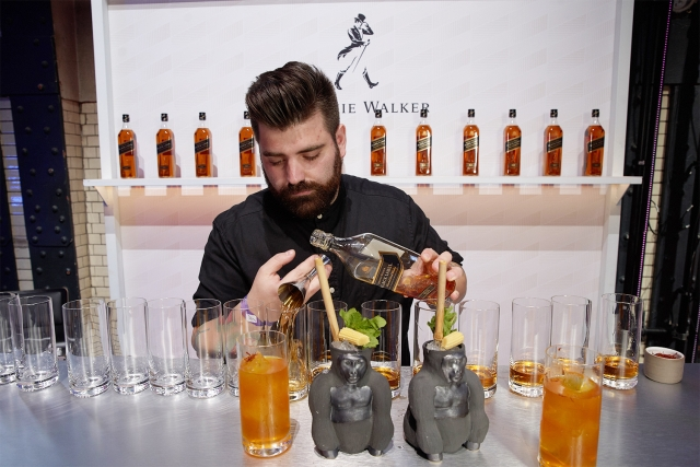 """Flavors of a Nation"" με το No.1 scotch whisky Johnnie Walker Black Label"