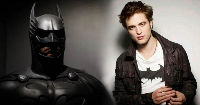 Ο Robert Pattinson είναι ο νέος Bruce Wayne / Batman