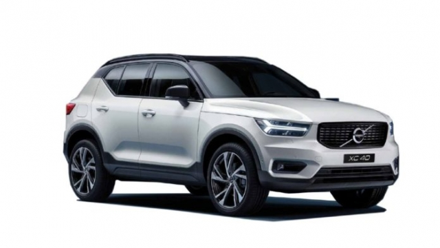 Το Volvo XC40 Women's World Car of the Year