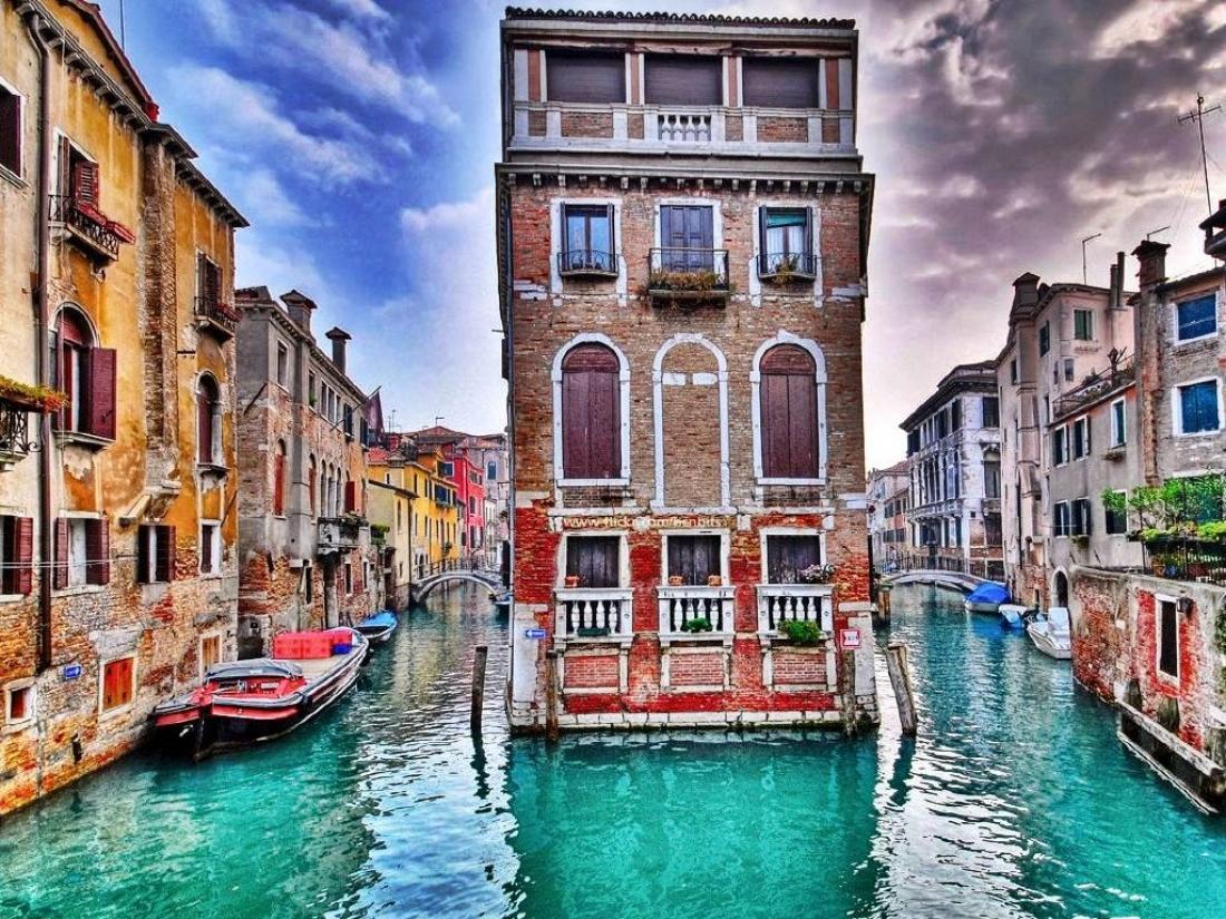 Αποτέλεσμα εικόνας για κανάλια της Βενετίας