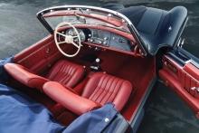 Μια υπέροχη vintage BMW 507 Roadster Series II του 1958