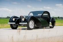 Μια Bugatti που στάζει στυλ